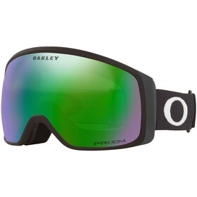 Oakley Flight Tracker XM Occhiali Da Neve, matte black/prizm snow jade